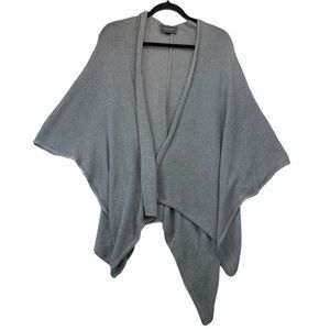 Wooden Ships Knit Poncho Cardigan